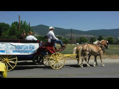 Susanville California, Lassen County Parade Vlog no.82