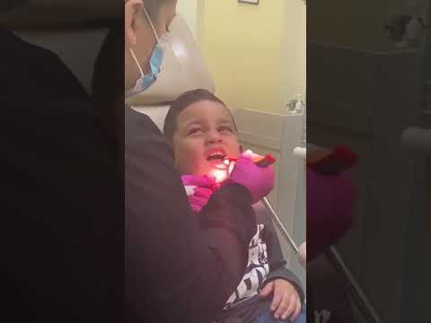 "Kid Says ""I Eat Ass"" At The Dentist 