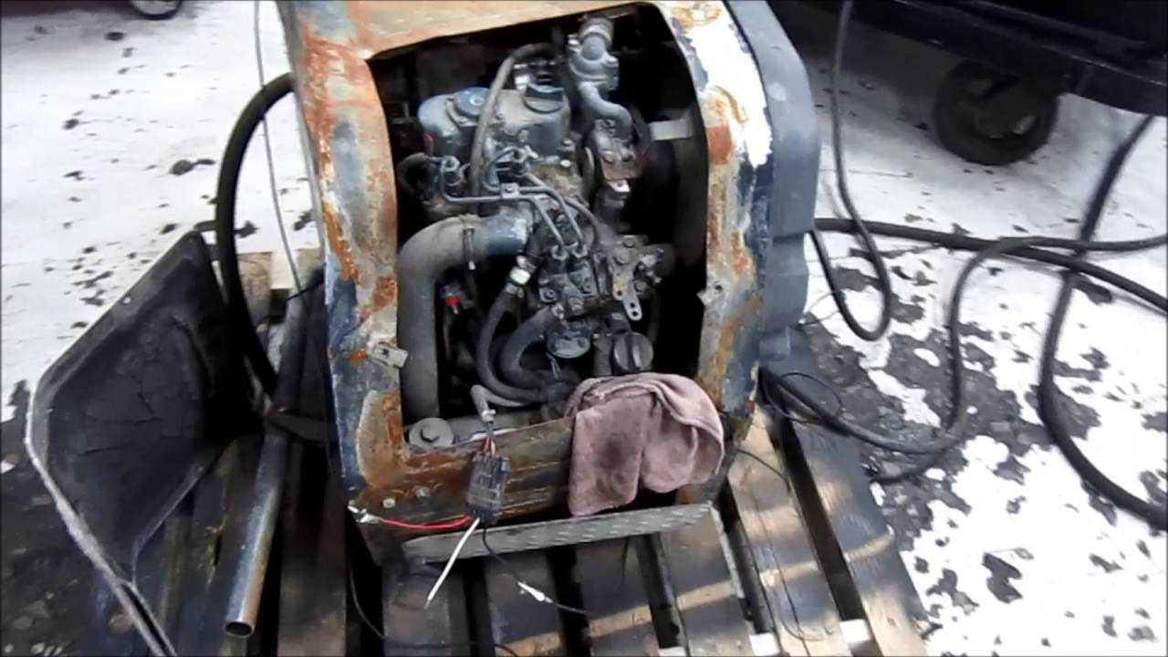 2008 Carrier PC6000 APU With Kubota Z482 Engine by Frontier Truck Parts
