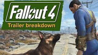 Fallout 4 trailer breakdown - crafting confirmed?