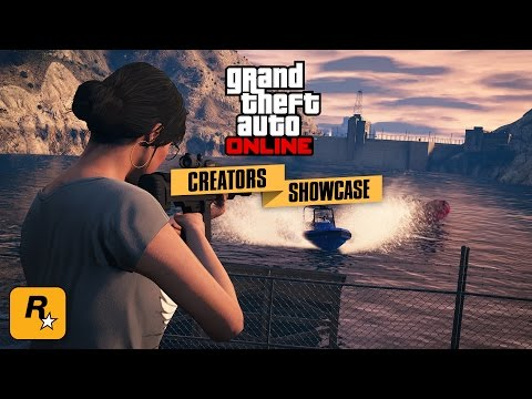 Sniper Jobs: Creators Showcase (GTA Online Livestream)