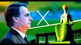 Vídeo em apoio a Bolsonaro ataca instituições como Congresso e STF