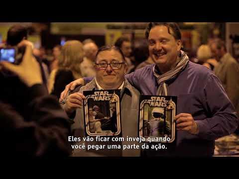 Elstree 1976 O Lado Anônimo da Força, trailer legendado em português PT-BR