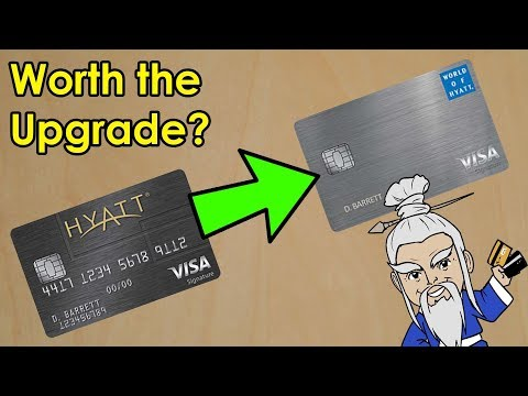 NEW World of Hyatt Credit Card: Worth the Upgrade?