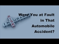 2017 Motor Accident Advices  - How To Prove You Are Not At Fault In Motor Accident