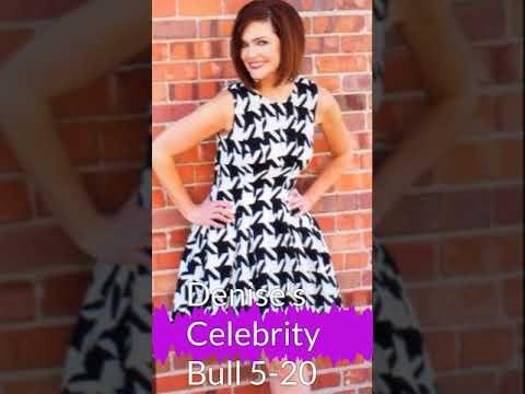 Denise Plante - Denise's Celebrity Bull 5-20