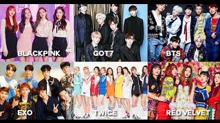 KPOP BEST FANCHANT COMPILATION (Blackpink, Red Velvet, BTS, EXO, Mamaoo, Twice... etc.)