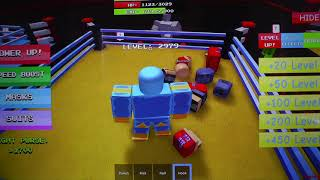 Roblox Wrestling Simulator - Part 2