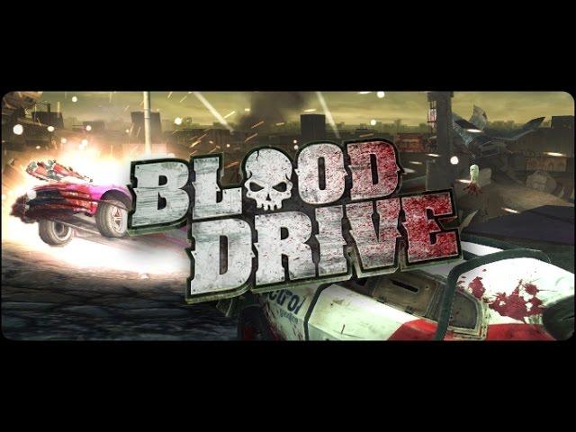 Blood Drive - O Jogo Mais AUTO-Destrutivo da História dos Games -Gameplay - Xbox 360