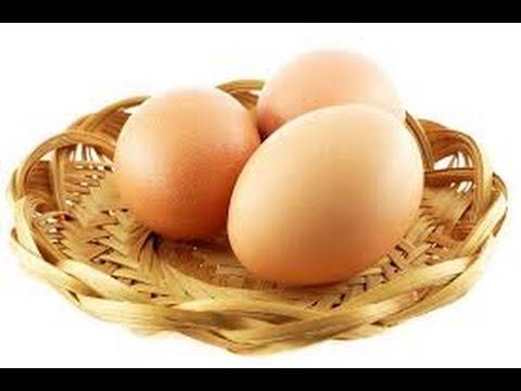 Giảm nhăn, mịn da với trứng gà