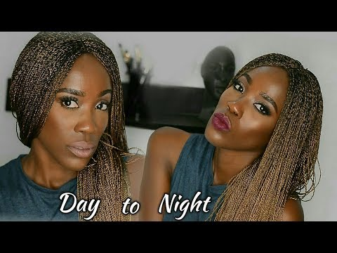 FACE MAKEUP FOR DAYTIME TO NIGHT TIME/DAY TO NIGHT MAKE UP TUTORIAL