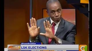 Power Breakfast: LSK Elections