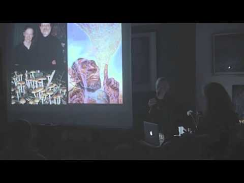 Psychedelic Visionary Culture with Alex & Allyson Grey at The Vienna Academy of Visionary Art