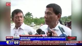 Kontroversi Sosok Rodrigo Duterte