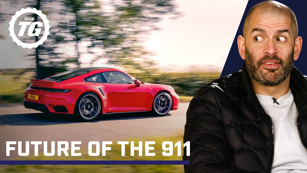 Chris Harris on... the future of the Porsche 911 and internal-combustion | Top Gear