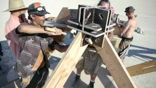 Otic Oasis at Burning Man 2011 trailer