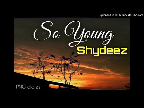 SHYDEEZ - So young [PNG MUSIC]