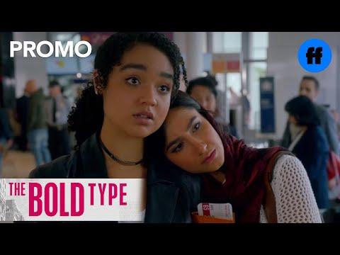 """The Bold Type   Season 1 Episode 9 Promo: """"Before Tequila Sunrise""""   Freeform"""