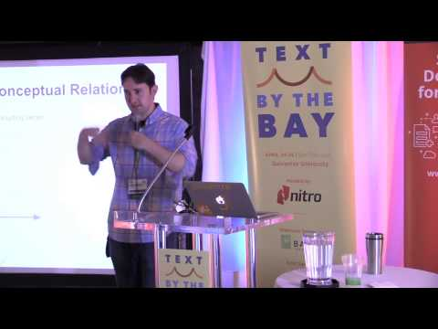 Text By the Bay 2015: Mike Tamir, Classifying Text without (many) Labels
