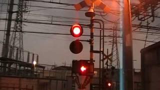 西武新宿線踏切 thumbnail