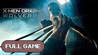 X-Men Origins: Wolverine Gameplay Walkthrough Playthrough FULL GAME LONGPLAY (PS3/XBOX360/PC)