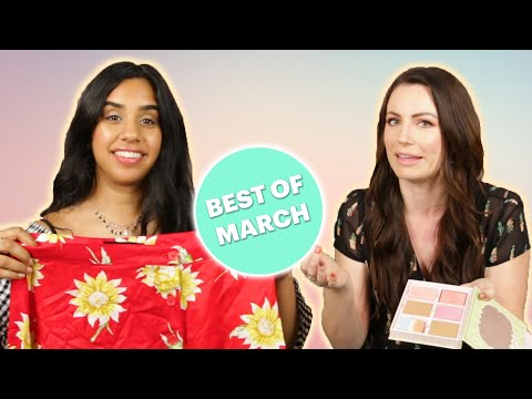 March Monthly Favorites • Nina and Chloe
