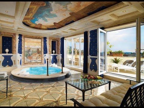 Hotel extra-lusso: le 5 suite più costose d'Italia