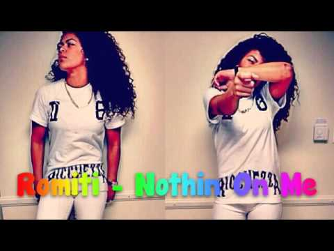 Toni Romiti - Nothing On Me