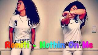 Repeat youtube video Toni Romiti - Nothing On Me