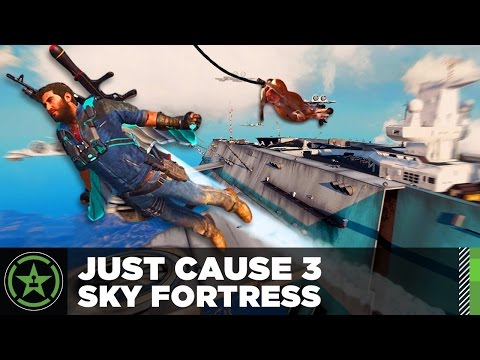 Let's Watch – Just Cause 3 – Sky Fortress