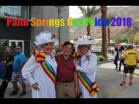 Gay Pride De Palm Springs, November 2018