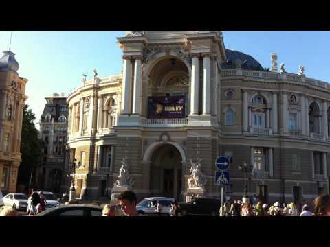 Opera theater Odessa Ukraine