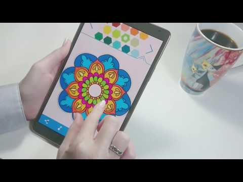Coloring Book for Adults 🎨 HoliColoring - Android Apps on Google Play