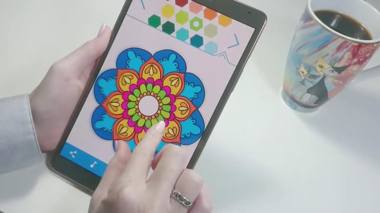 Unduh Buku Mewarnai Untuk Dewasa Android Apk Coloringok