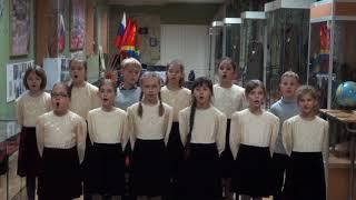 младший вокально-хоровой ансамбль Ярославочка (2017)