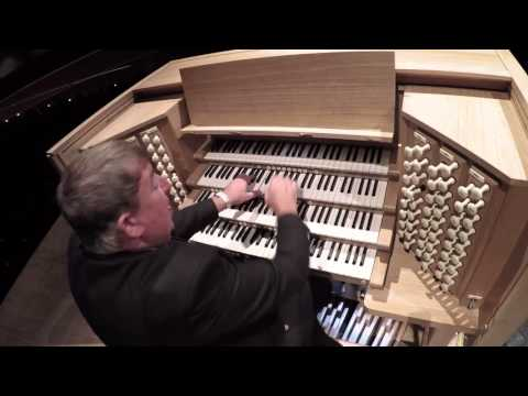 A tour of a Copeman Hart Organ by Professor Ian Tracey
