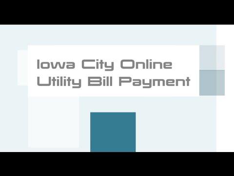 Utilities | City of Iowa City