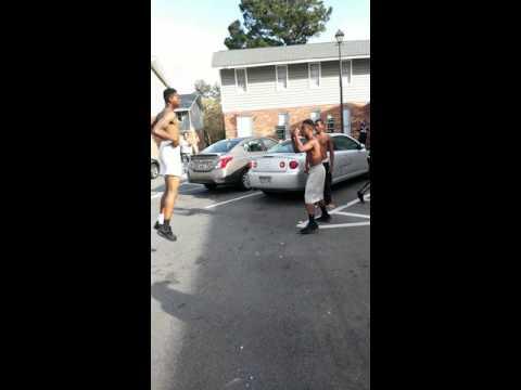 Macon fight