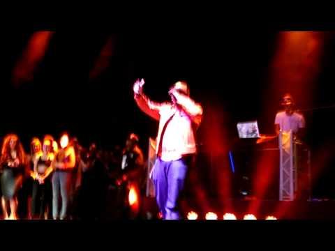 Mase - Otis Freestyle (Live In London)