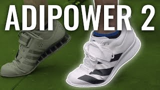 Adidas Adipower 2 Review - A Step In the Right Direction?