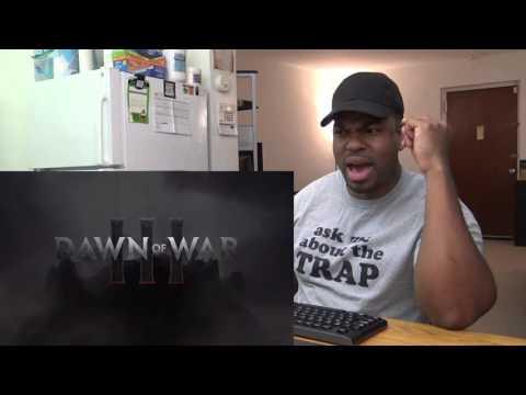 Dawn of War III – Announcement Trailer REACTION!!!