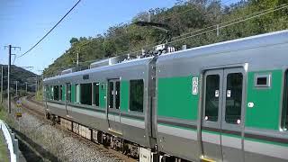 227系1000番台/ワンマン普通 きのくに線(紀勢本線)