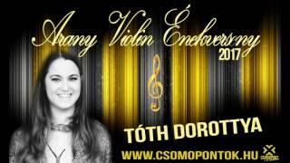 Csomópont Arany Violin Énekverseny 2017_Tóth Dorottya_Material Girl