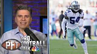 Jaylon Smith takes the smart money in big deal with Dallas Cowboys | Pro Football Talk | NBC Sports