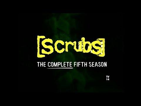 Scrubs: The Complete Fifth Season DVD Box Set