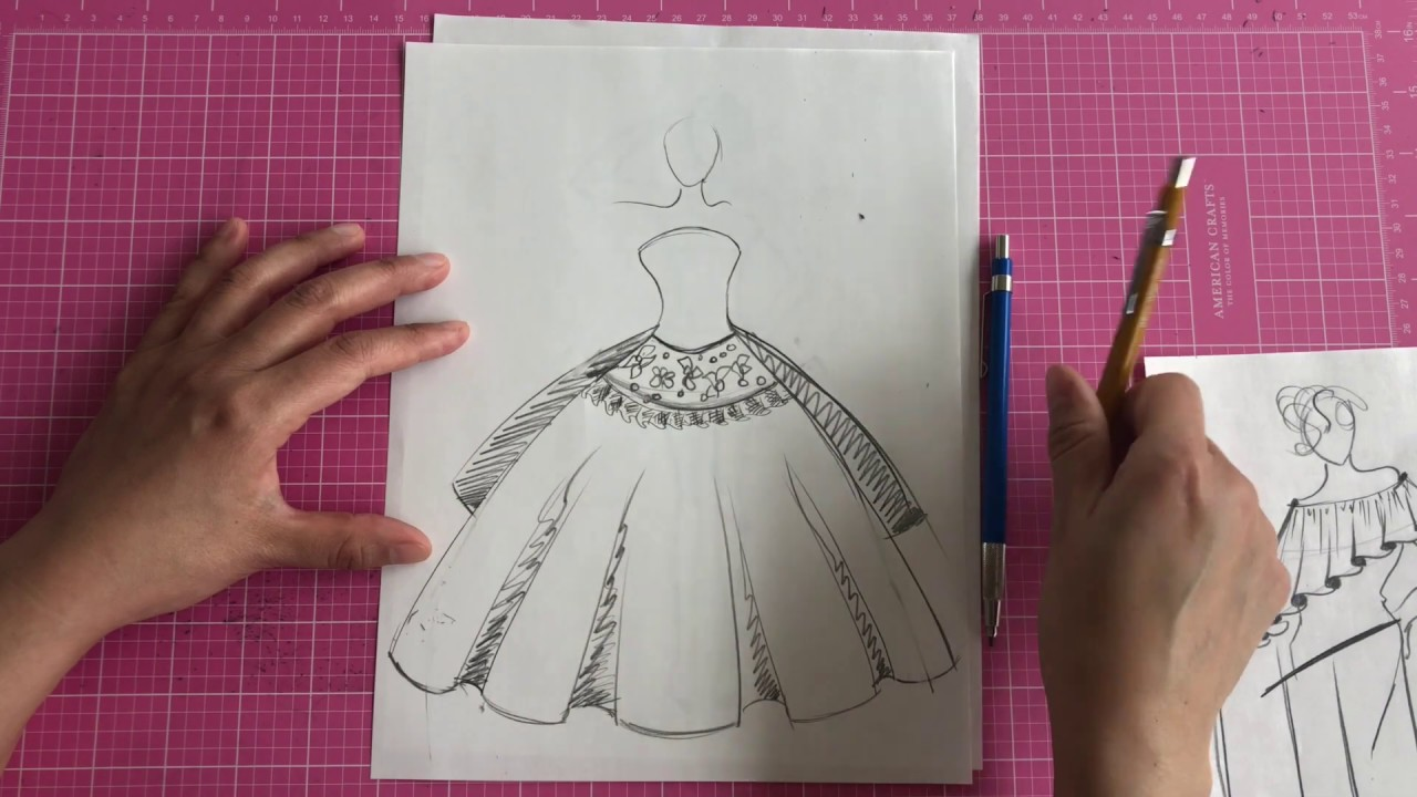 Drawing Clothing - Part Four