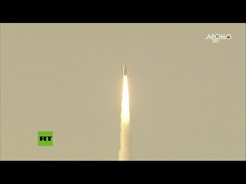 NASA lanza cápsula Orión para probar sistema de aborto