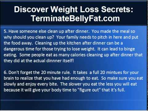 10 Days To Lose Weight Fast