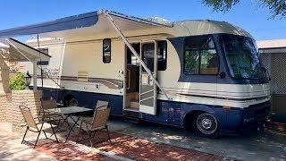 🚌 США | жизнь в Трейлере | обзор нашего жилья на колёсах в ОТПУСКЕ Airbnb
