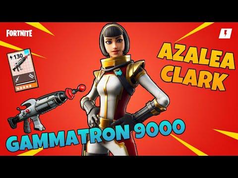 "Azalea Clark & Gammatron 9000! ""Eroe Mitico""   Fortnite - Salva Il Mondo"
